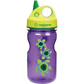 Nalgene Everyday Grip-n-Gulp Bottle 350ml Kids, violet